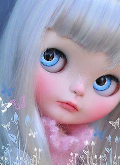 OOAK Custom Blythe Doll - AURA - Customized by Zuzana D. | eBay