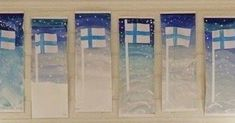 Winter Crafts For Kids, Early Childhood Education, Work Inspiration, Primary School, Independence Day, Finland, Projects To Try, Arts And Crafts, Teaching