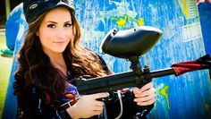 Paintball in Los Angeles @ Los Angeles Paintball Locations (Santa Clarita, CA)