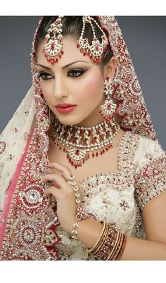 Traditional Indian Wedding makeup