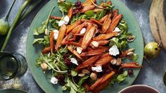Ina Garten's Maple-Roasted Carrot Salad Recipe