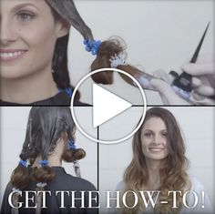 HOW-TO: Ponytail Ombre