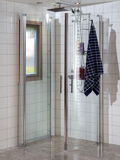 dusch vit oskyddad nära Göteborg