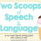 Two+scoops+with+a+cherry+on+top!+This+packet+is+full+of+speech+and+language+activities+using+a+sweet+ice+cream+theme.+You'll+want+to+go+back+for+a+...