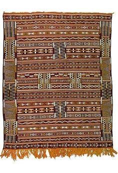 Moroccan Furniture, Beni Ourain Rugs, Moroccan Decor, Moroccan Rugs ($646.00) - Svpply