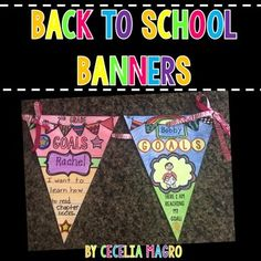 Do you love prettying up your classroom with student's work? If so, try these banners perfect for a growth mindset! These banners are designed as a way to foster a Growth Mindset culture in your classroom with your students. Children write or draw their
