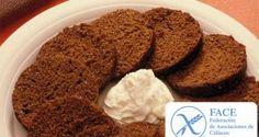 Bizcocho de chocolate hecho en microondas (sin gluten)