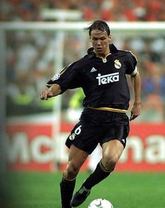 Fernando Redondo - great player, poor career