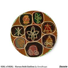 SEAL of HEAL :  Karuna Reiki Emblem