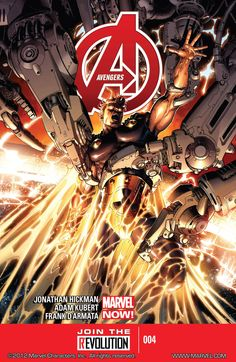 Avengers 004 (2013) English | CBR | 26 pages | 31.65 MB