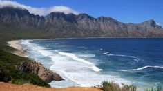 Scenic Clarence Drive between Gordonsbaai and Rooiels, Western Cape, South Africa #ocean #Western Cape   #South Africa