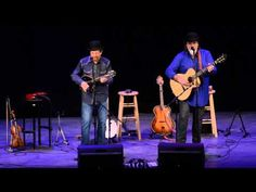 ▶ Tim O'Brien & Darrell Scott - Long Time Gone - YouTube