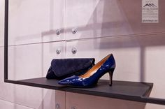shoes flagship store in Bucharest by Glmashops Bucharest, Pumps, Heels, Visual Merchandising, Store Design, Boots, Shopping, Fashion, Heel