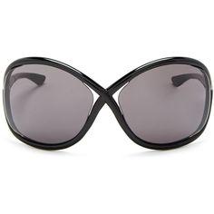 db8441fc204 TOM FORD Newman Polarized Round Sunglasses