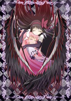 Anime:Mahou.Shoujo.Madoka☆Magica                              Artist: Pixiv Id 1850825