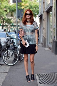 Taylor Tomasi Hill September 2010 - Milan