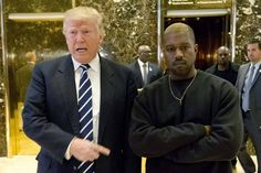 Trump, Too Busy For Intelligence Briefings, Meets With Kayne West Instead – The REAL Reason is Shocking