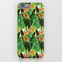 Bird of Paradise iPhone & iPod Case