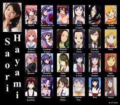 Seishun No Kage Movie Bride Tumblr, Saori Hayami, Rolling Girl, Blood Orphans, 07 Ghost, Gundam Iron Blooded Orphans, Ancient Magus Bride, Demotivational Posters, Voice Actor