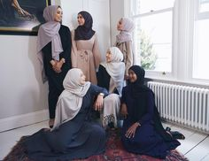 """4,175 Likes, 26 Comments - INAYAH (@inayahc) on Instagram: """" #INAYAHGIRLS On the benefits of being a Muslim woman   DOHA - """"We live in a very interesting time…"""""""
