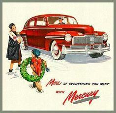 Merry Christmas Mercury