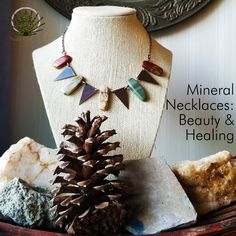 Many of us are tired, sleepless, agitated, and looking for solutions. Medications are often advised and available for every ailment we suffer, but those products often cause even more problems. But, we do have options for counteracting these harmful chemicals. Read more on our blog: Mineral Necklaces: Beauty & Healing. Tired, Minerals, Amethyst, Healing, Necklaces, Blog, Beauty, Jewelry, Products