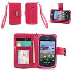 IZENGATE Samsung Galaxy Centura / Discover Wallet Case - Executive Premium PU Leather Flip Cover Folio with Stand (Deep Rose Pink) IZENGATE http://www.amazon.com/dp/B00LCNMI2M/ref=cm_sw_r_pi_dp_t2xpub03GWNF1