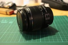 ... here's a great idea on how to increase the performance of your Canon kit lens. ;)