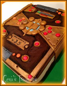 Dungeons and Dragons Vol. 3.5. Chocolate Cake! by gertygetsgangster.deviantart.com on @deviantART
