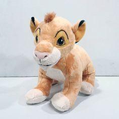 Disney Lion King Simba plush toy stuffed dolls kids gift 9.4