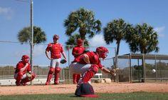 Michael Ohlman a future catcher for the St Louis Cardinals