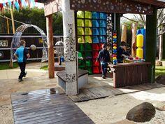Multi-ability Sensory Playground - Project | ODS