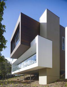 Elandra Beach Houses by Tony Owen #Architects