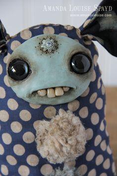 the fine art creatures of Amanda Louise Spayd #amandalouisespayd