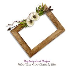 Cluster Freebie from team member Ellen using the Follow Your Arrow collection from Raspberry Road designs.