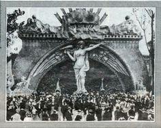 Panama Pacific international expose, San Francisco world fair 1915.