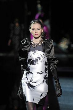 Dolce and Gabbana RTW Fall 2009