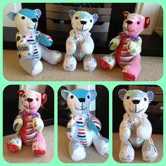 Keepsake Bear - The Supermums Craft Fair