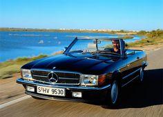 Mercedes SL R107 (Quelle: Hersteller) Mehr