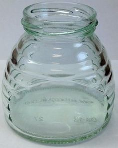 Bee Hive Jar 12oz from Fillmore Container #honey #favor