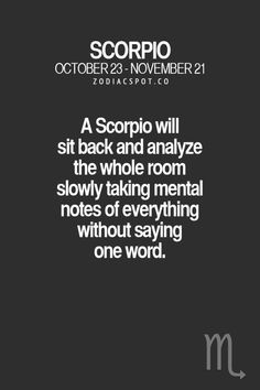 Ideas, Formulas and Shortcuts for Scorpio Horoscope – Horoscopes & Astrology Zodiac Star Signs Astrology Scorpio, Scorpio Traits, Scorpio Zodiac Facts, Scorpio Love, Scorpio Quotes, Scorpio Horoscope, Zodiac Quotes, Aries, Scorpio Woman