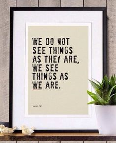 As we are!