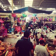 Mercado Etla, Oaxaca