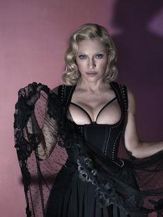 New #Madonna for Interview magazine (December 2014) by Mert Alas and Marcus Piggott #QueenOfPop