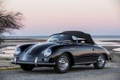 Car Porn: 1956 Porsche 356 | Airows