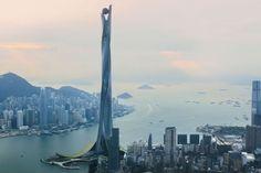 高凶浩劫/摩天大樓(Skyscraper)劇照