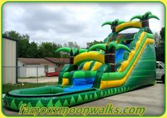 Water slide rentals and Inflatable rentals are essential for any birthday party or gathering in texas. Hot summer days are just around the corner, so hurry! book your water slide rentals today! Giant Water Slide, Water Slides, Water Slide Rentals, Inflatable Rentals, Package Deal, Sweet 16 Parties, Water Toys, Luau Party, Houston