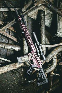 Demolition Ranch Matt's AR 15 F1 Firearms