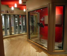 recording booth - Google Search