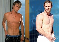 Oh My Chris Hemsworth